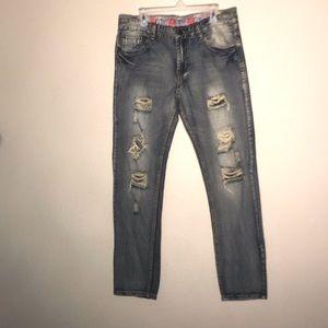 Nitagut Ripped Designer Jeans
